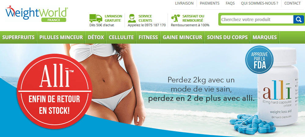 weightworld france