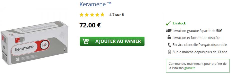 acheter keramene