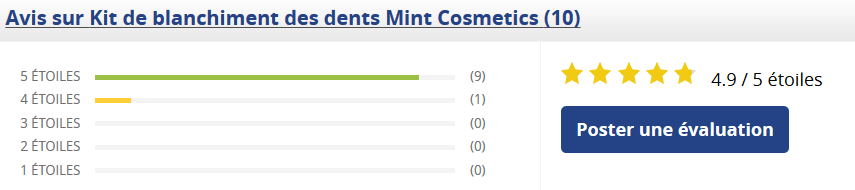avis mint cosmetics