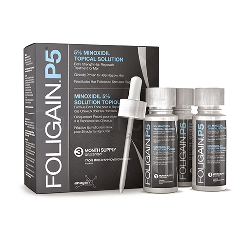 minoxidil 5 mousse foligain