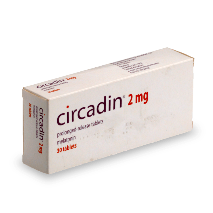 melatonine circadin 2 mg