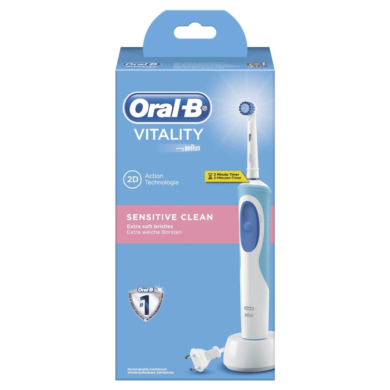 brosse a dent electrique oral b vitality