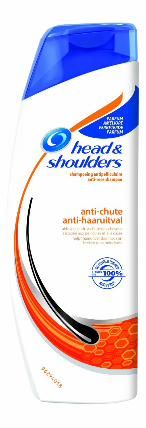 shampoing anti chute head and shoulders