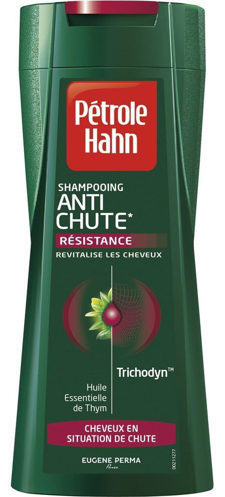 shampoing anti chute petrole hahn