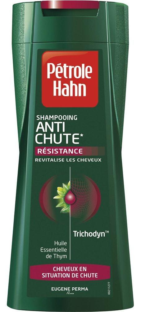 shampoing anti chute petrole hahn