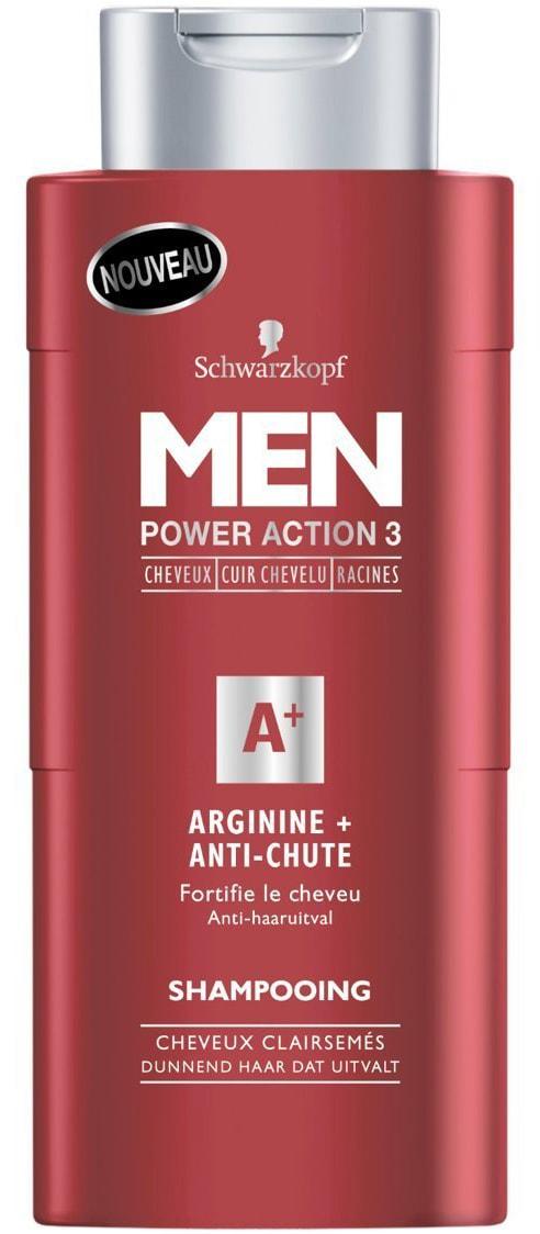 shampoing anti chute schwarzkopf