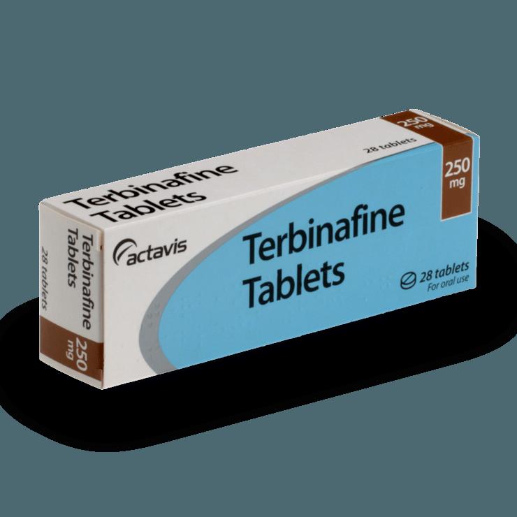 terbinafine 250 mg comprimé