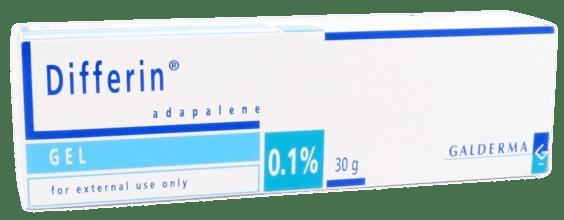 differine gel