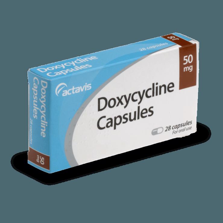doxycycline acne