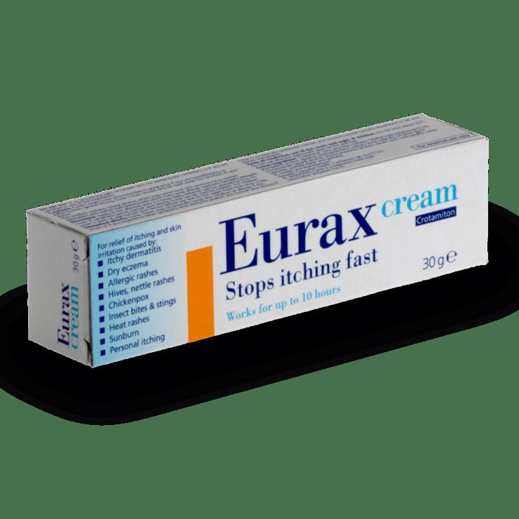 eurax crème