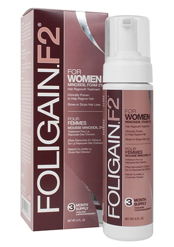 minoxidil 2 mousse foligain