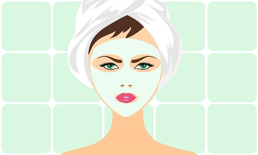 masque contre l'acne
