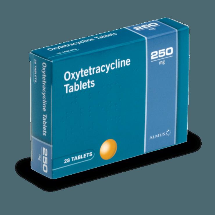 oxytetracycline comprimes