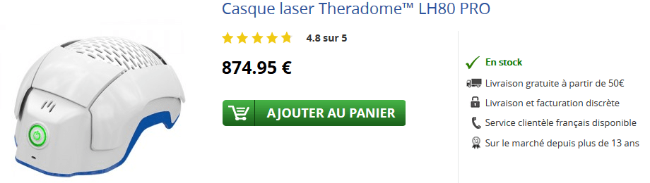 theradome discount