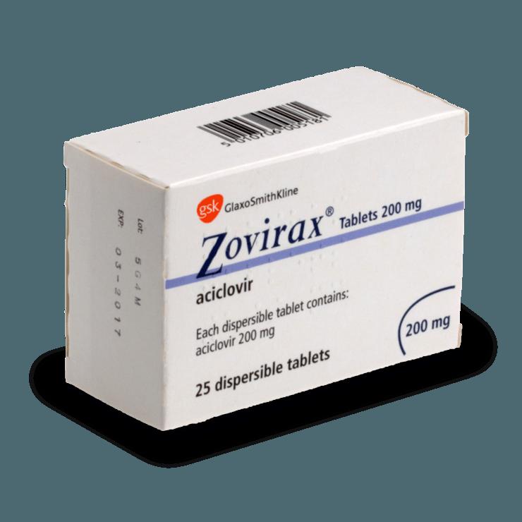 zovirax comprimé