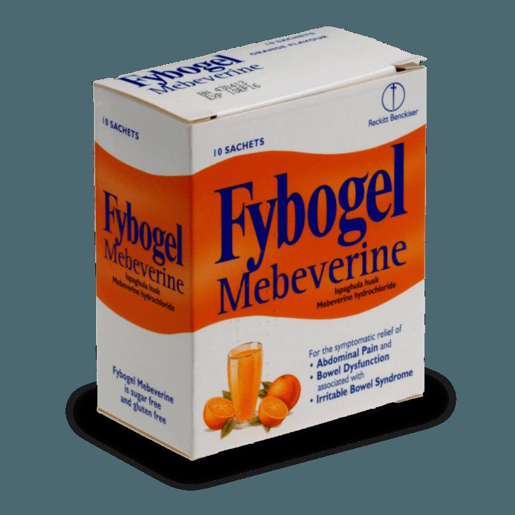 Acheter Mebeverine France