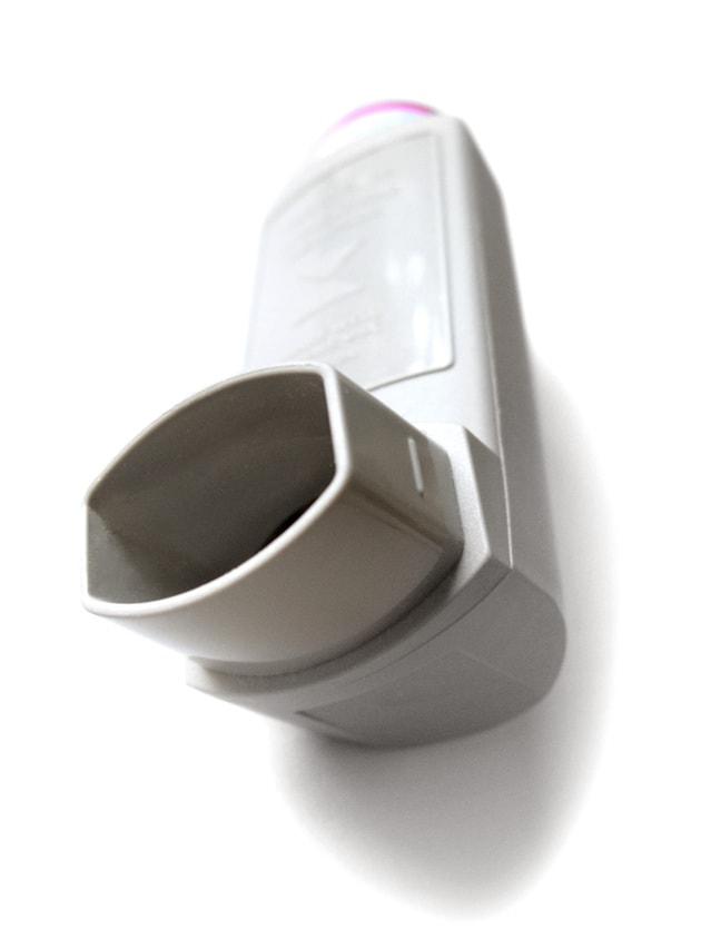 inhalateur asthme