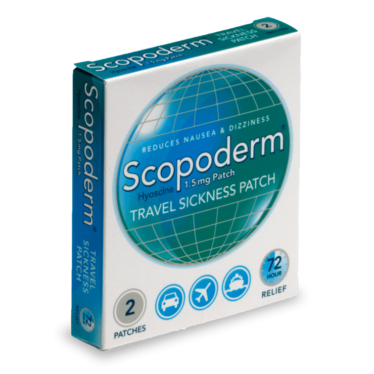 scopoderm patch
