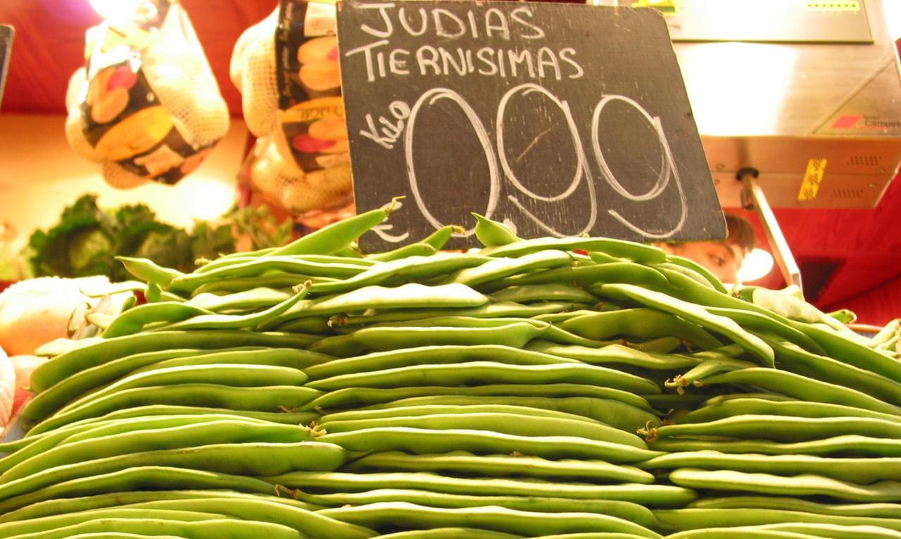 prix des haricots