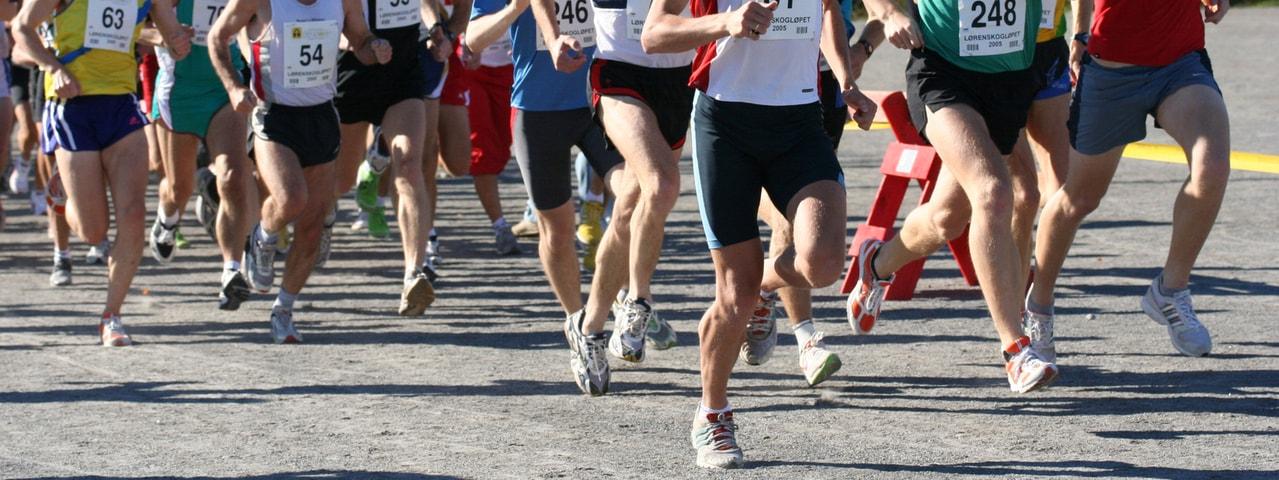 respiration pour course à pied