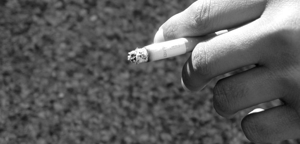 probleme de respiration avec le tabac