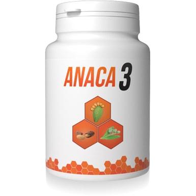 anaca3 perte de poids