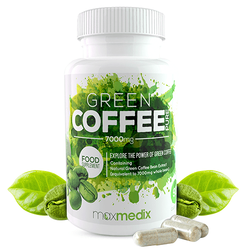 café vert extra minceur