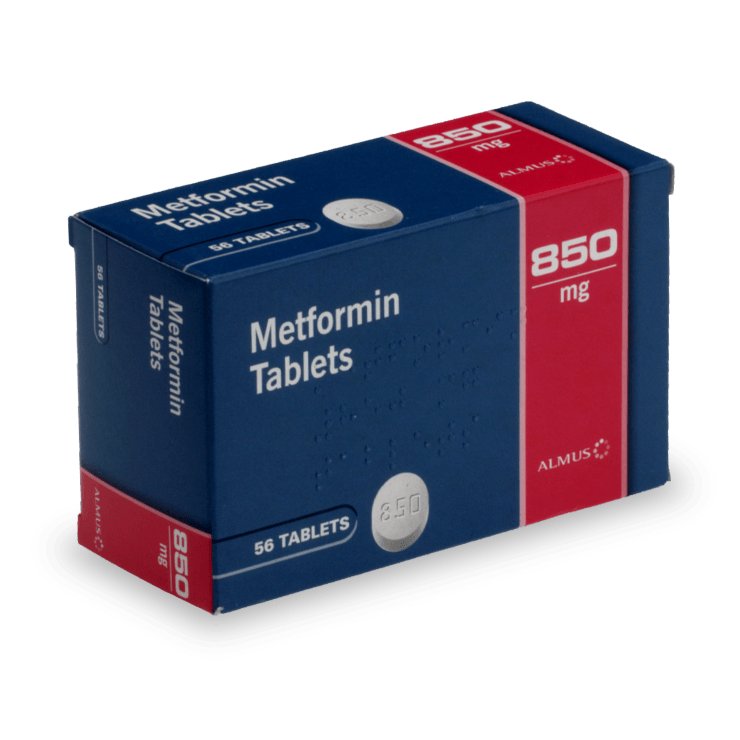 metformine 500 mg