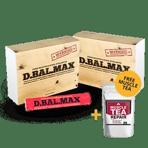 pack d-bal max