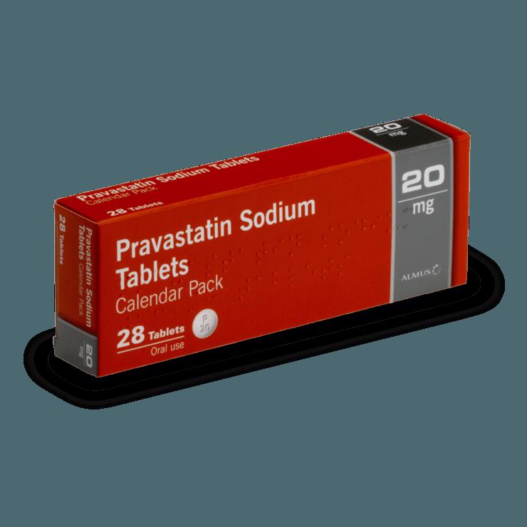 pravastatine 20 mg