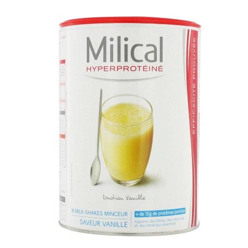 substitut de repas milical