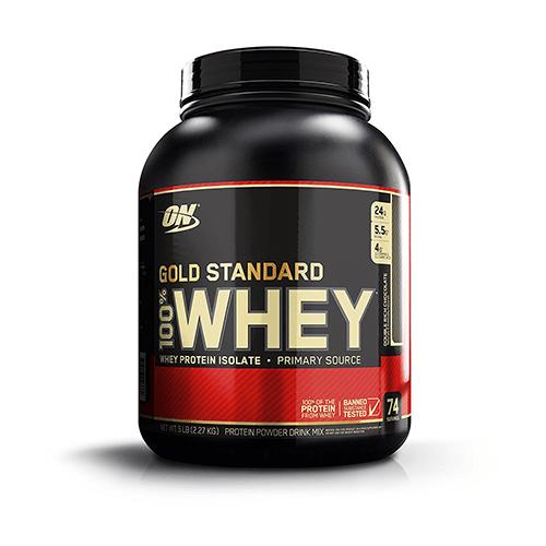 proteine whey gold